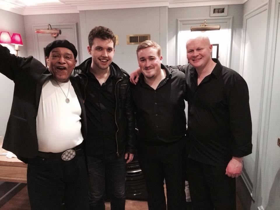 TrumpetScout_Louis Dowdeswell alias ChickenTiko_with Al Jareau