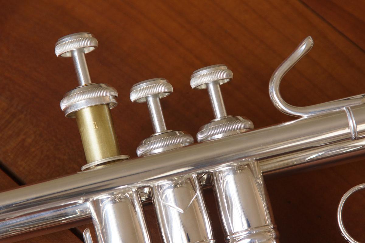 Die Maschine ist die gleiche wie in den teureren Bach-Trompeten. Auch sonst muss man kaum EInbußen hin nehmen - schon gar nicht optisch.