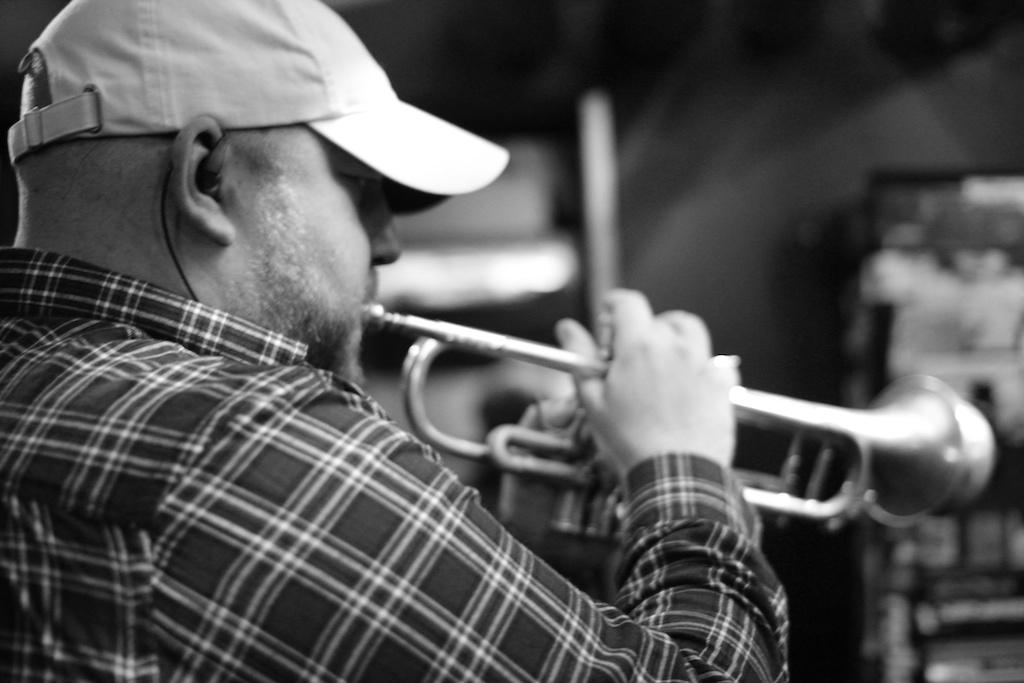 Weidinger ist nicht nur live eine Wucht, sondern auch ein versierter Studiomusiker.