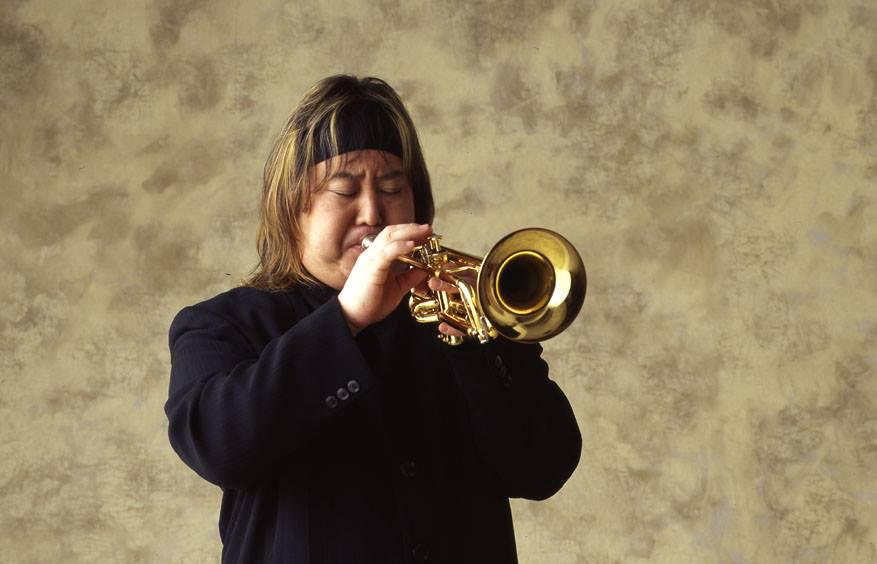 Nicht unbedingt ein blonder Engel, aber ein heller Stern am Trompetenhimmel: Eric Miyashiro.