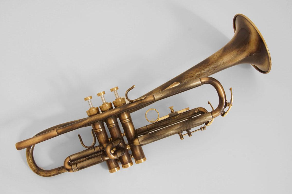 Das Kein-Ganschhorn-Horn: die Brassego Tiger-Tail