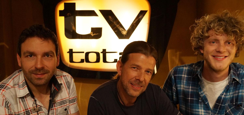 """""""TV TOT"""" - auch nach """"TV Total"""" wird Rüdiger Baldaufs Trompeterleben weitergehen."""
