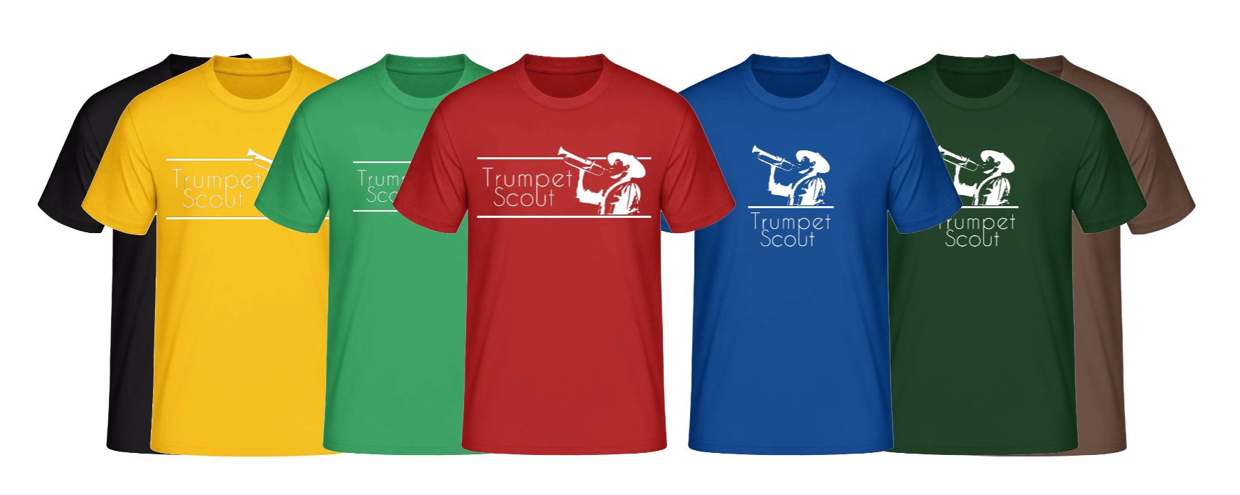 T-Shirt-Palette